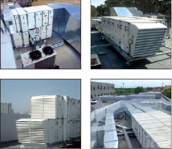 Вентиляционная установка OPTIMA - центральный кондиционер по оптимальной цене